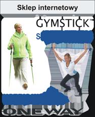 Sklep Aktivpro - Nordic Walking, Gymstick, Sprzęt fitness